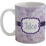 Watercolor Mandala Coffee Mug (Personalized)