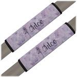 Watercolor Mandala Seat Belt Covers (Set of 2) (Personalized)