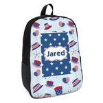 Patriotic Celebration Kids Backpack (Personalized)