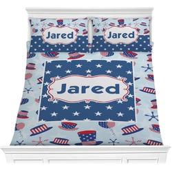 Patriotic Celebration Comforters (Personalized)
