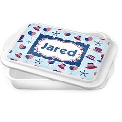 Patriotic Celebration Cake Pan (Personalized)