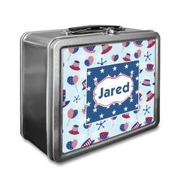 Patriotic Celebration Lunch Box (Personalized)