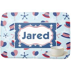 Patriotic Celebration Dish Drying Mat (Personalized)