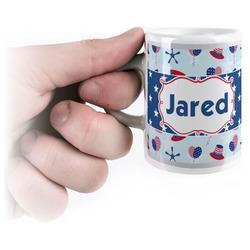 Patriotic Celebration Espresso Cups (Personalized)