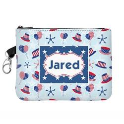 Patriotic Celebration Golf Accessories Bag (Personalized)
