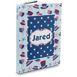 Patriotic Celebration Hardbound Journal (Personalized)
