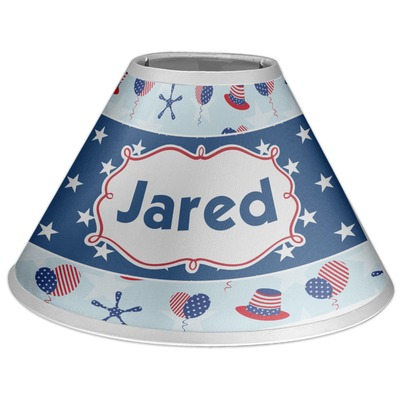 Patriotic Celebration Coolie Lamp Shade (Personalized)