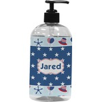 Patriotic Celebration Plastic Soap / Lotion Dispenser (Personalized)