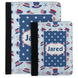 Patriotic Celebration Padfolio Clipboard (Personalized)