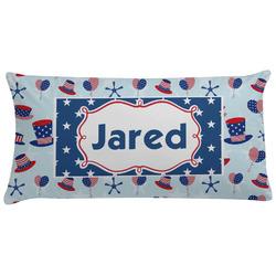 Patriotic Celebration Pillow Case (Personalized)