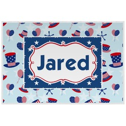 Patriotic Celebration Placemat (Laminated) (Personalized)