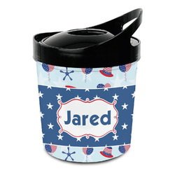 Patriotic Celebration Plastic Ice Bucket (Personalized)