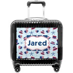 Patriotic Celebration Pilot / Flight Suitcase (Personalized)