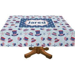 Patriotic Celebration Tablecloth (Personalized)