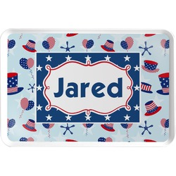 Patriotic Celebration Serving Tray (Personalized)
