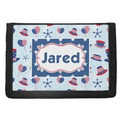 Patriotic Celebration Trifold Wallet (Personalized)