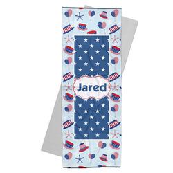 Patriotic Celebration Yoga Mat Towel (Personalized)