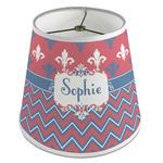 Patriotic Fleur de Lis Empire Lamp Shade (Personalized)