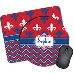Patriotic Fleur de Lis Mouse Pads (Personalized)