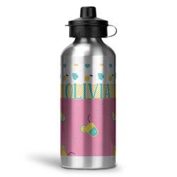 Summer Lemonade Water Bottle - Aluminum - 20 oz (Personalized)