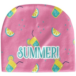 Summer Lemonade Baby Hat (Beanie) (Personalized)