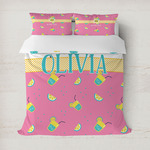 Summer Lemonade Duvet Covers (Personalized)