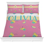 Summer Lemonade Comforters (Personalized)
