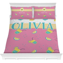 Summer Lemonade Comforters (Personalized)