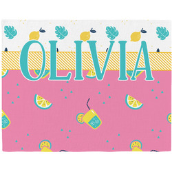 Summer Lemonade Placemat (Fabric) (Personalized)