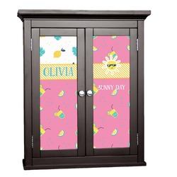Summer Lemonade Cabinet Decal - Custom Size (Personalized)