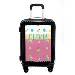 Summer Lemonade Carry On Hard Shell Suitcase (Personalized)
