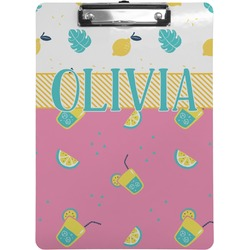 Summer Lemonade Clipboard (Personalized)