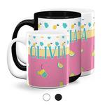 Summer Lemonade Coffee Mugs (Personalized)