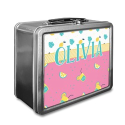 Summer Lemonade Lunch Box (Personalized)