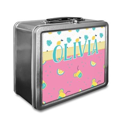 Summer Lemonade Lunch Box (Personalized)