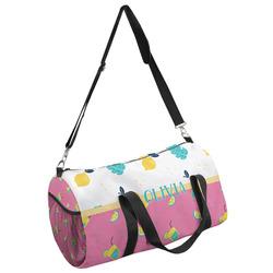 Summer Lemonade Duffel Bag - Multiple Sizes (Personalized)