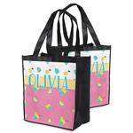 Summer Lemonade Grocery Bag (Personalized)