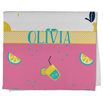 Summer Lemonade Kitchen Towel - Full Print (Personalized)