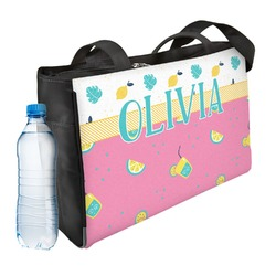 Summer Lemonade Ladies Workout Bag (Personalized)
