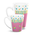 Summer Lemonade Latte Mug (Personalized)