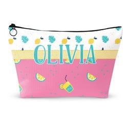 Summer Lemonade Makeup Bags (Personalized)
