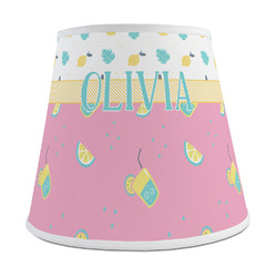 Summer Lemonade Empire Lamp Shade (Personalized)