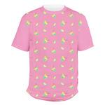 Summer Lemonade Men's Crew T-Shirt (Personalized)