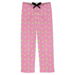 Summer Lemonade Mens Pajama Pants (Personalized)