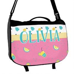 Summer Lemonade Messenger Bag (Personalized)