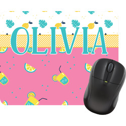 Summer Lemonade Mouse Pad (Personalized)