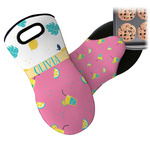 Summer Lemonade Neoprene Oven Mitt (Personalized)