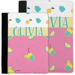 Summer Lemonade Notebook Padfolio w/ Name or Text