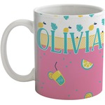 Summer Lemonade Coffee Mug (Personalized)