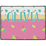 Summer Lemonade Door Mat (Personalized)